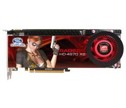 offerta: Radeon HD 4870 X2 - 2 GB GDDR5 - PCI-Express 2.0